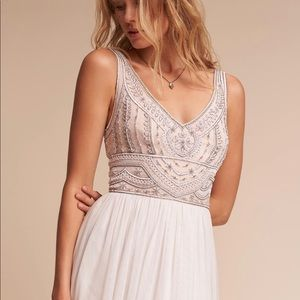 BHLDN formal dress (Sterling)
